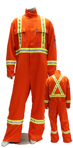 Arcflash Coverall