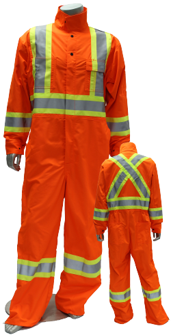 Cotton/Poly Class 3 Coverall