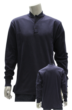 UltraSoft 6oz Henley Shirt