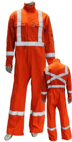 "Ultrasoft 7oz Class 3 Modified ""X"" FR Coverall"