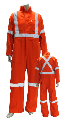 Ultrasoft 7oz Class 3 FR Contractor Coverall