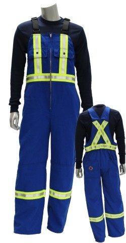 Nomex Unlined Bib Pant