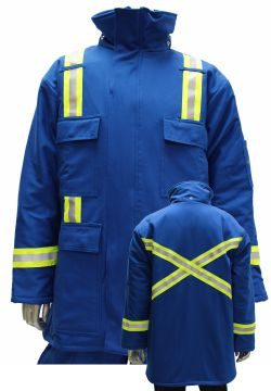 Nomex Insulated Parka