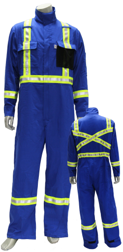 """Ultrasoft 7oz Modified """"X"""" FR Coverall"""