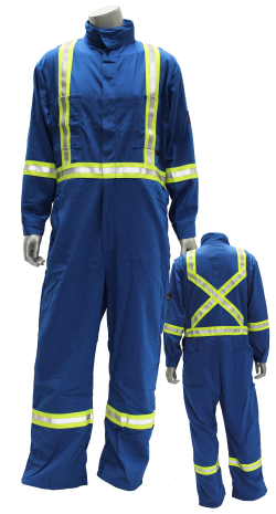 Recycled Aramid FR Coverall